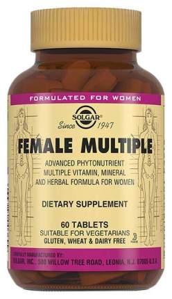 Solgar Мультивитаминный и минеральный комплекс для женщин таблетки №60