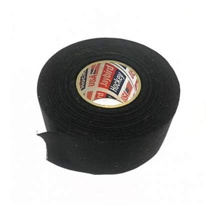 Лента хоккейная чёрная широкая 23 м L921