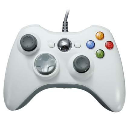 Геймпад Controller для Xbox 360 White