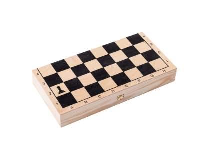 Игра 3 в 1 Colton малая с обиходными деревянными шахматами Классика 341-19