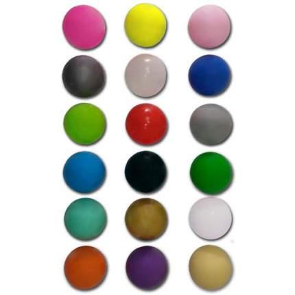 Шарики для бассейна Hotenok Изучаем цвета Радуга+, 7 см, 18 штук