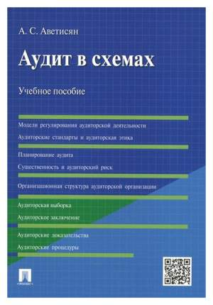 Книга Аудит в схемах. Учебное пособие