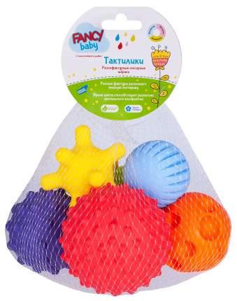 Набор мячиков Fancy Тактилики, 6 штук
