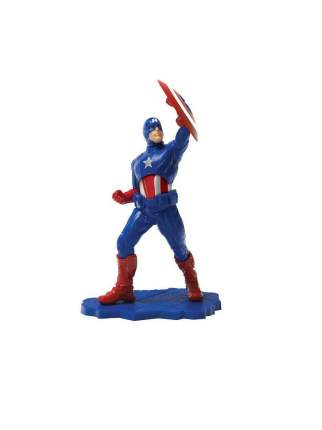 Сборная фигурка ZVEZDA Капитан Америка