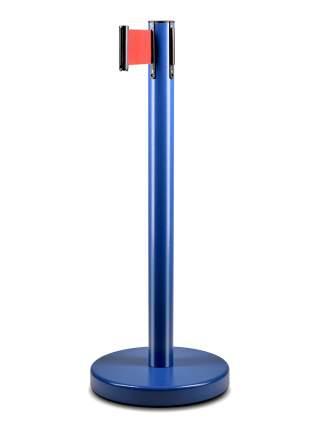 Cтойка с лентой 5 метров BSLW-327635 BLUE red