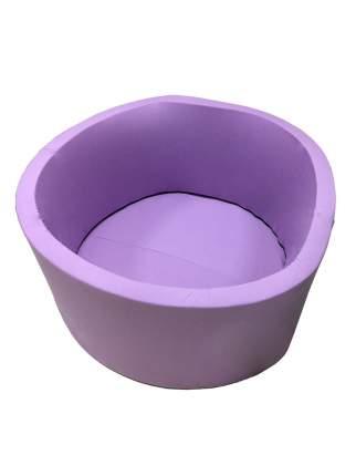 Сухой бассейн Hotenok Фиолетовый, 100х40 см