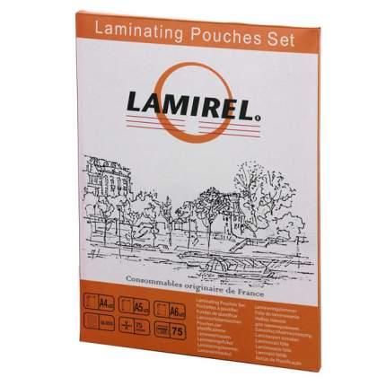 Плёнка для ламинирования Lamirel набор А4, A5, A6 75 мкм по 25 шт. (CRC78787)