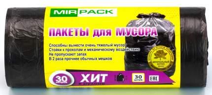 Мешки для мусора MirPack Хит 30 шт 30 л