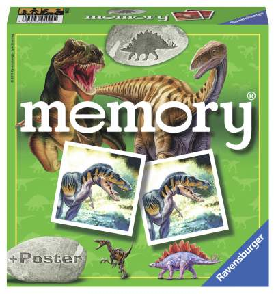 Мемори Ravensburger Динозавры