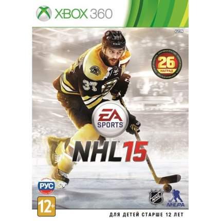 Игра NHL 15 для Xbox 360
