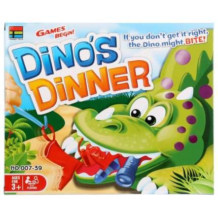 Настольная игра Shantou Gepai Обед динозавра