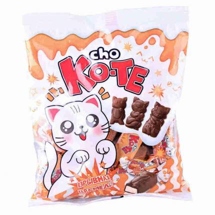 "Конфеты Cho ko-te ""Взрывная карамель"", 200 гр"