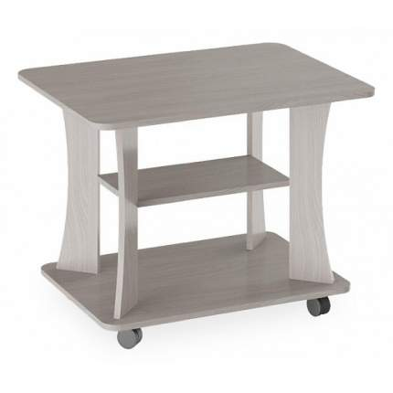Журнальный столик ТриЯ Тип 8 TRI_123915 80х60х58,3 см, ясень шимо