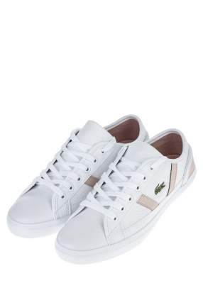 Кеды женские Lacoste 739CFA002483JT белые 5.5 FR