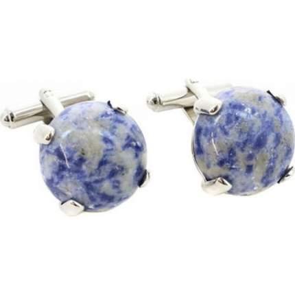 Запонки мужские  Mon Art 85219 голубые