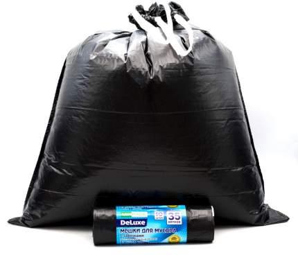 Мешки для мусора MirPack Deluxe с завязками 10 шт 35 л
