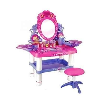Игровой набор Shantou Gepai Dresser косметический столик со стульчиком