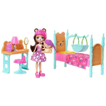 Сюжетный игровой набор Enchantimals Mattel FRH44, в ассортименте