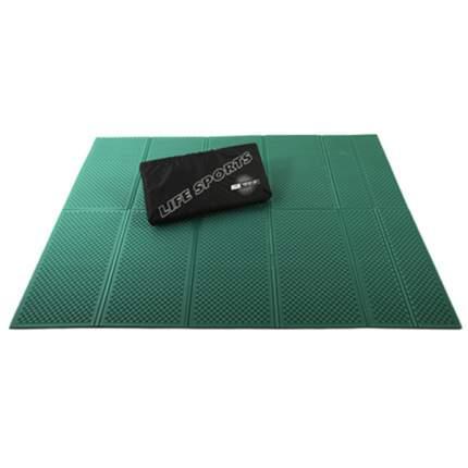 Коврик Life Sports Deluxe Mat зеленый 240 x 180 x 1 см