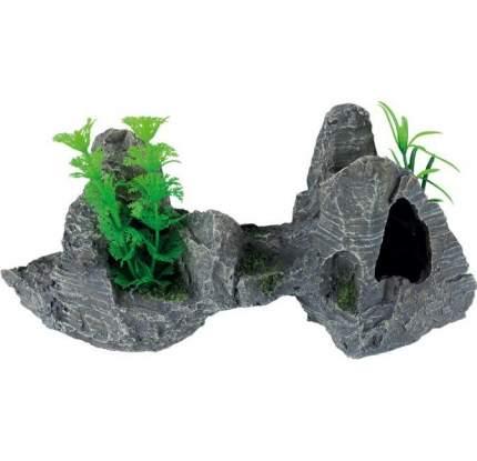 Грот для аквариума TRIXIE Скала, пластик, 13х20х22 см