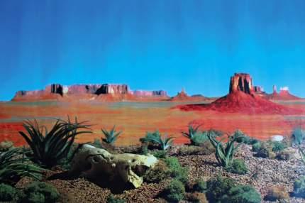 Двусторонний фон для террариума TRIXIE Terrarium Rear Wall steppe/savanna, 150х4х60 см