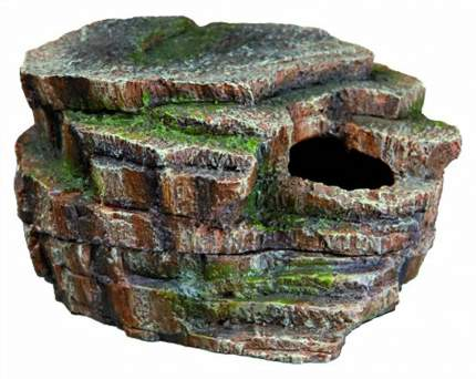 Декорация для аквариума TRIXIE Пещера для змей, полиэфирная смола, 26х20х13 см