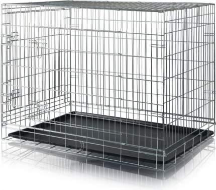 Клетка для собак TRIXIE металл, 86x116x77см
