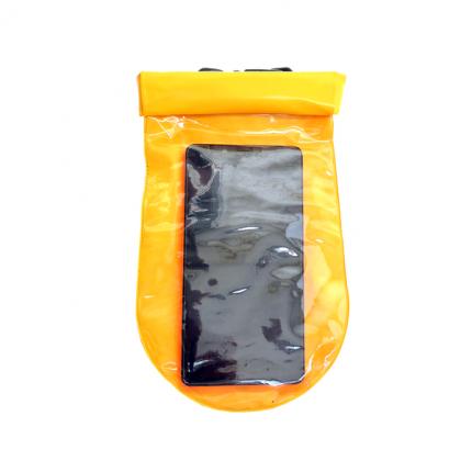 Гермочехол Сплав  желтый 27 x 12,5 см