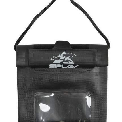 Гермочехол Сплав Rider черный 18 x 9,2 см