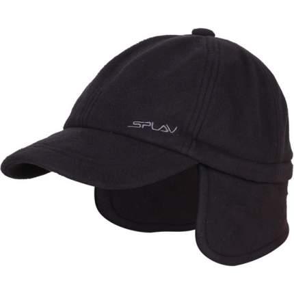 Кепи флис черное 58-60