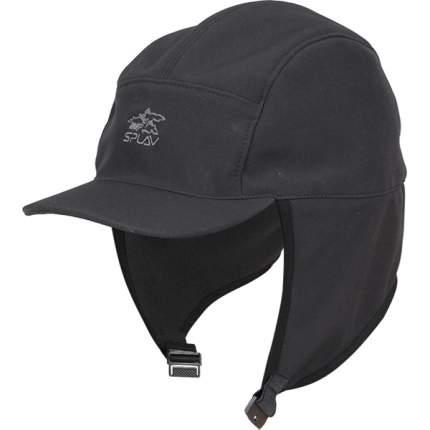 Кепи Peak SoftShell черный 55-56
