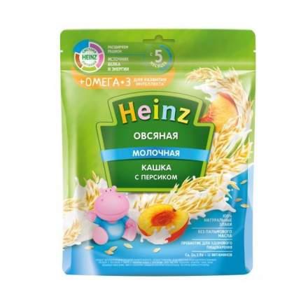 Каша молочная Heinz Овсяная с персиком с 5 мес. 200 г