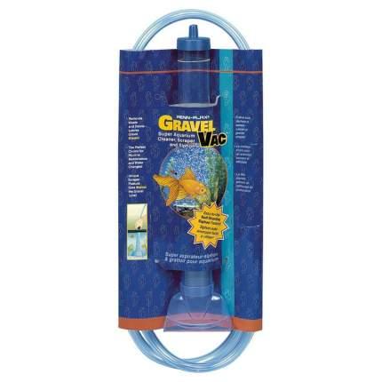 Очиститель аквариумного грунта (сифон) Penn Plax Gravel Vac, 25 см