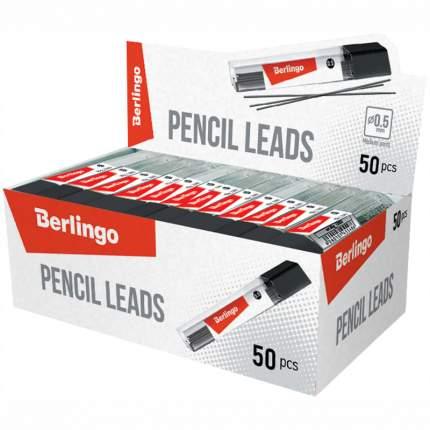Грифели для механических карандашей, 0,5 мм, 12 штук (50 наборов)