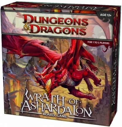 Настольная игра Wizards of the Coast D&D – Wrath of Ashardalon Board Game Гнев Ашардалона