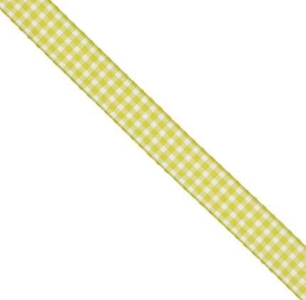 Лента, 15 мм, 2 м, зеленая