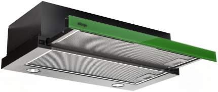 Вытяжка встраиваемая Konigin Helena II Glass 60 Silver/Green