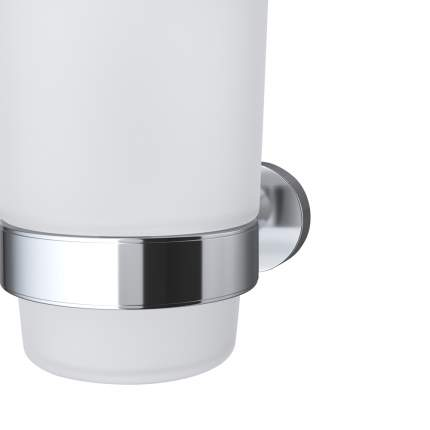 Стеклянный стакан с настенным держателем Sense L A7434300
