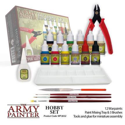 Аксессуар для моделирования Army Painter Hobby Set 2019