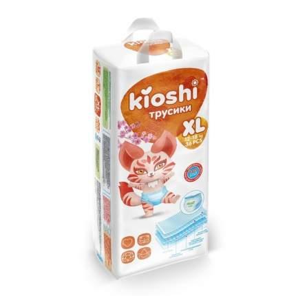 Подгузники-трусики KIOSHI XL (12-18 кг), 36 шт.