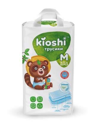 Подгузники-трусики KIOSHI M (6-11 кг), 52 шт.