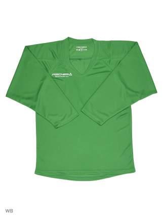 Футболка Fischer Sr, зеленый, S INT