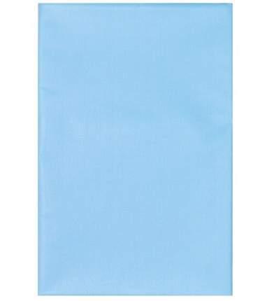 Клеенка Колорит голубая без окантовки, с ПВХ покрытием, 70х100 см