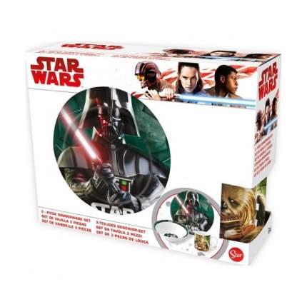 Набор посуды Stor Звездные Войны Реальность в подарочной упаковке, 3 предмета