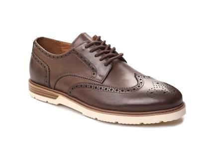 Туфли мужские El Tempo CG192_P1361-29 коричневые 39 EU