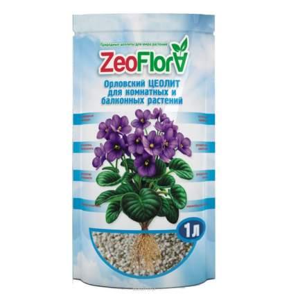 Почвоулучшитель ZeoFlora Фиалка ZeoFlora 1 л