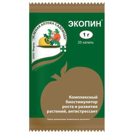 Фитогормон для плодовитости Зеленая аптека садовода Экопин 141102 0,001 кг