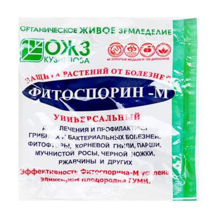 Средство для защиты от всех грибных болезней БашИнком Фитоспорин-М 58688 10 г