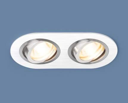 Встраиваемый точечный повортный светильник Elektrostandard 1061/2 MR16 WH Белый
