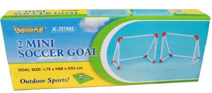 Ворота игровые DFC mini х 2 пластик GOAL7219AS,    НОВИНКА
